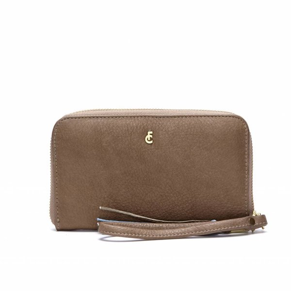 FC PURSE SMALL - Taupe