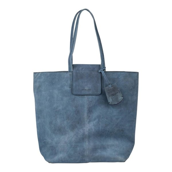 STACEY STAR SHOPPER - BLAUW