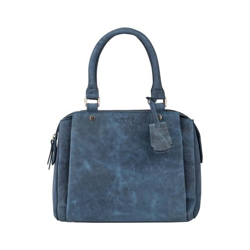 Burkely STACEY STAR CITYBAG - BLAUW