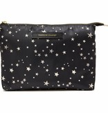 Fabienne Chapot CRUISE TOILETRY BAG - BLACK WHITE STARS