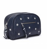 Fabienne Chapot IRENE KANTONG - DALLAS NAVY SILVER EMBROIDERY