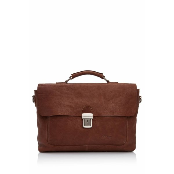 CEES BRIEFCASE - TAUPE