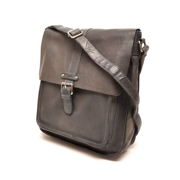 MESSENGER BAG AROSA - GRIJS