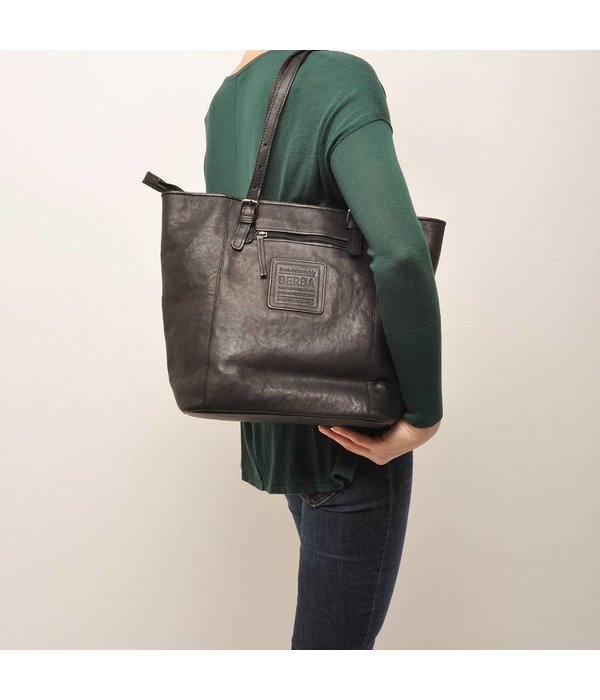 Berba LADIES BAG SION - ZWART