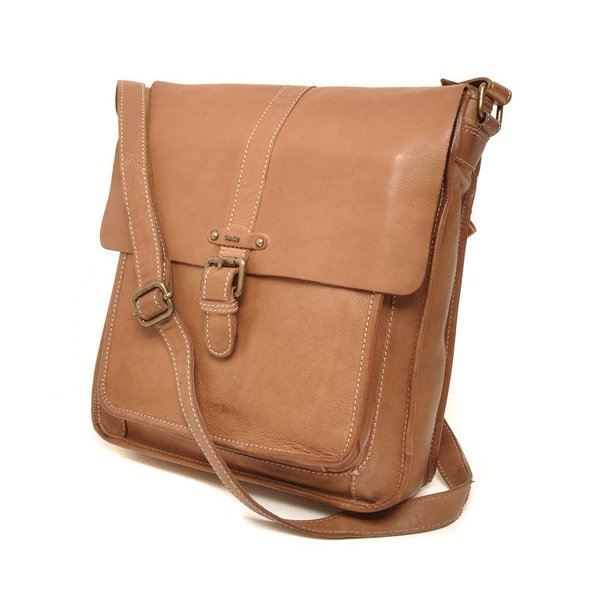 MESSENGER BAG SION - TAUPE