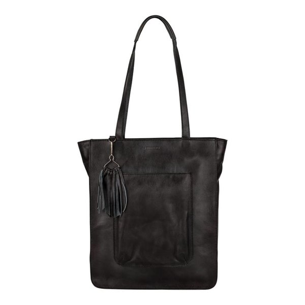 Noble Nova Shopper - Zwart