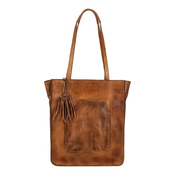 Noble Nova Shopper - Cognac