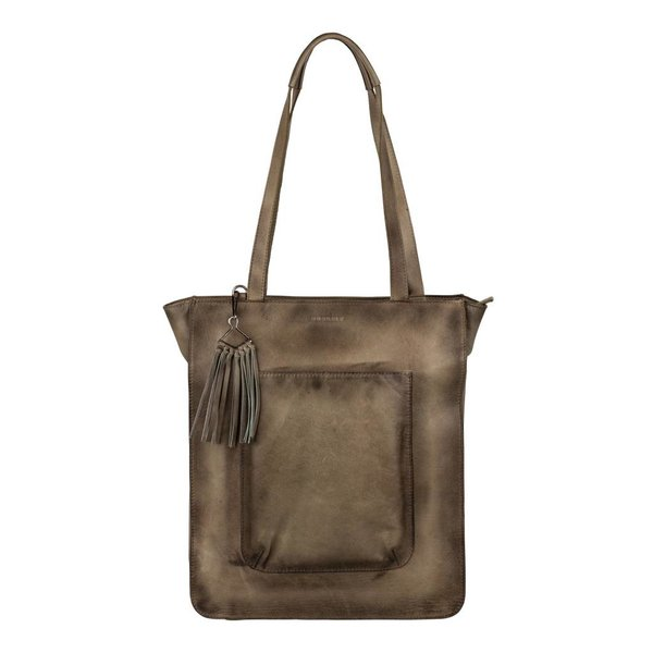 Noble Nova Shopper - Taupe