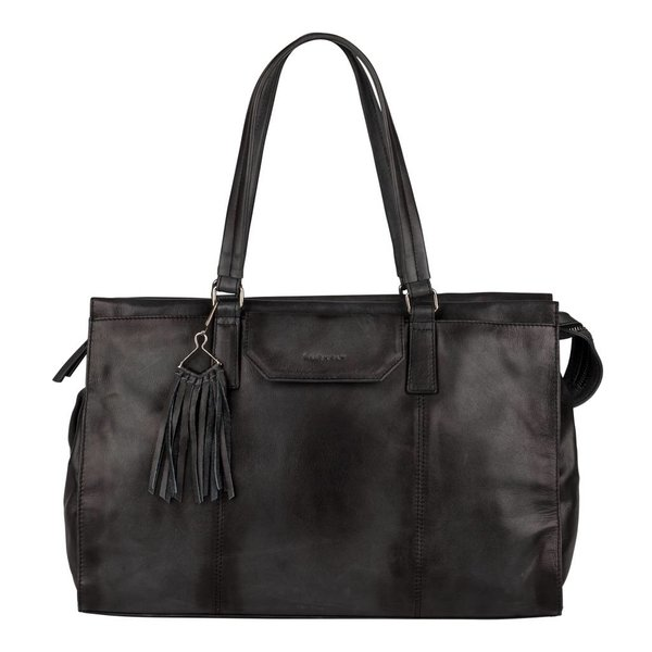 Noble Nova Handbag Big - Zwart