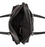 Burkely Noble Nova Handbag Big - Zwart