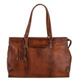 Burkely Noble Nova Handbag Big - Bruin