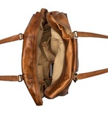 Burkely Noble Nova Handbag Big - Cognac