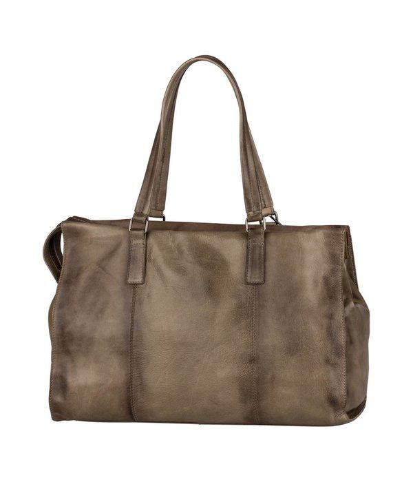Burkely Noble Nova Handbag Big - Taupe