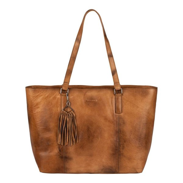 Noble Nova Wide Shopper - Cognac