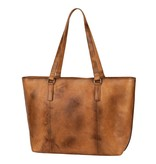 Burkely Noble Nova Wide Shopper - Cognac