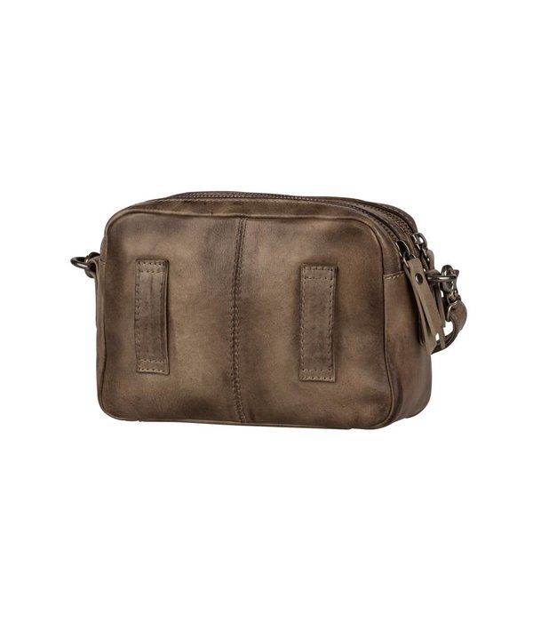 Burkely Noble Nova X-over 2zip - Taupe