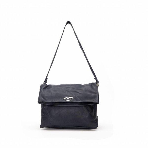 Fabienne Chapot schoudertas Forever Bag cashmere jeans
