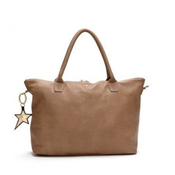 Anjali Bag Shopper Dallas Taupe