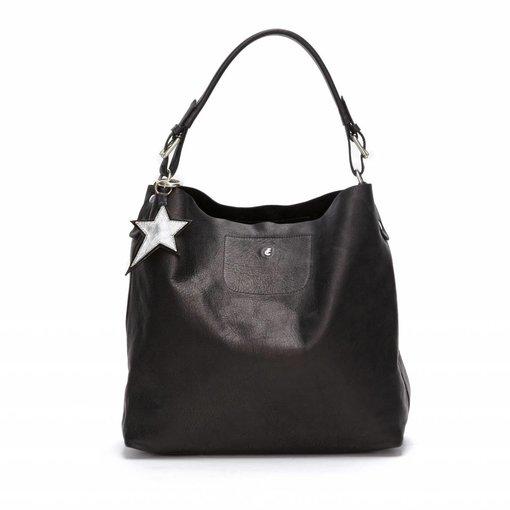Fabienne Chapot Apple Bag - Cashmere Black
