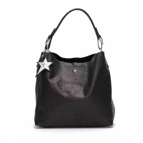 Apple Bag - Cashmere Black