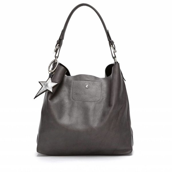 Apple Bag - Cashmere Piombo