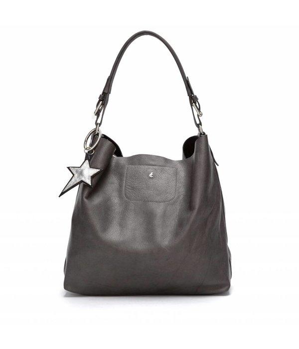 Fabienne Chapot Apple Bag - Cashmere Piombo