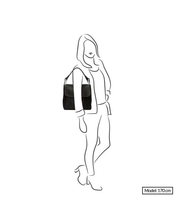 Fabienne Chapot Pauline Bag Stars dallas black