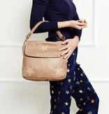 Fabienne Chapot Pauline Bag Stars Cashmere taupe