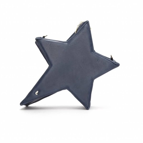Electric Star Bag blauw