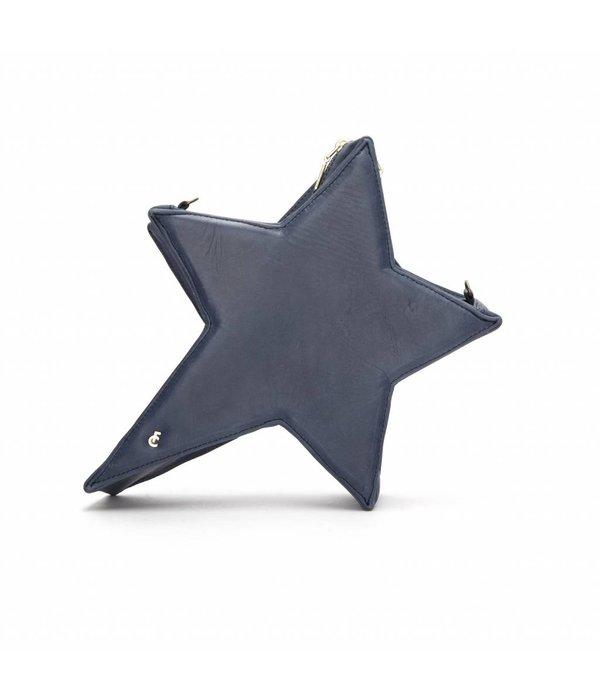 Fabienne Chapot Electric Star Bag blauw