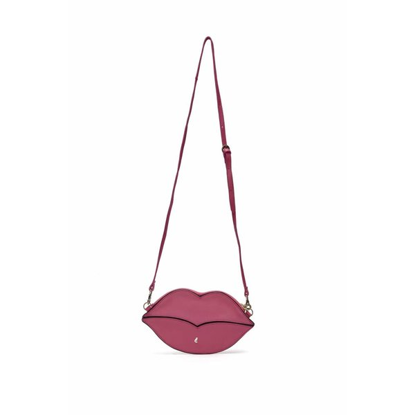 Bouche Pouch Big Magic Fuchsia