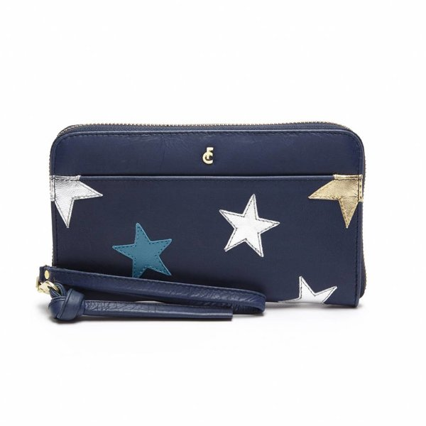 Purse Little Star Blauw