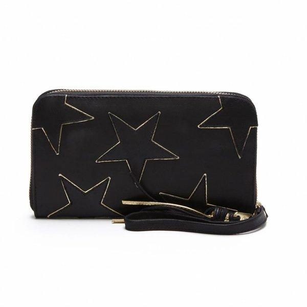 Extra Star Purse zwart