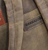 Barbarossa Stoere used-look rugzak - Coffee