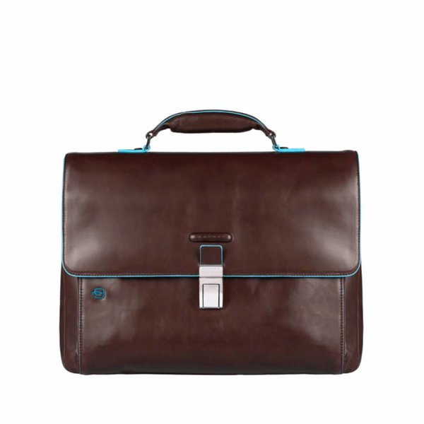 Expandable Computer Portfolio Briefcase With iPad/ Bruin