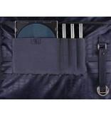 Piquadro Cary Portfolio Computer Briefcase chestnut brown