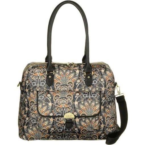 Lilio Office Bag Caviar
