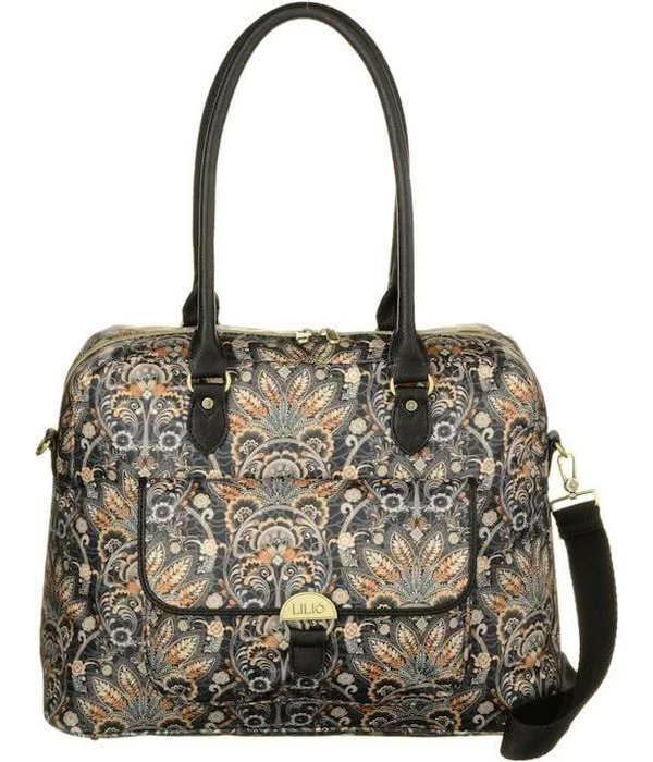 Lilio Office Bag Caviar