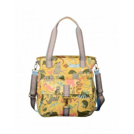 Oilily TAS - Sahara Zoo Shopper Baby Bag - Sunrise