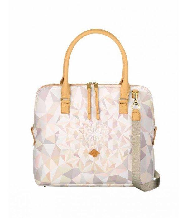 Oilily oilily Handbag oes7189–029oyster White Dames handtas Schoudertas