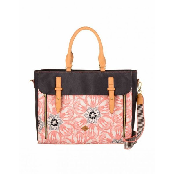 Office Bag Dames Aktetas Schoudertas Schoudertas Roze