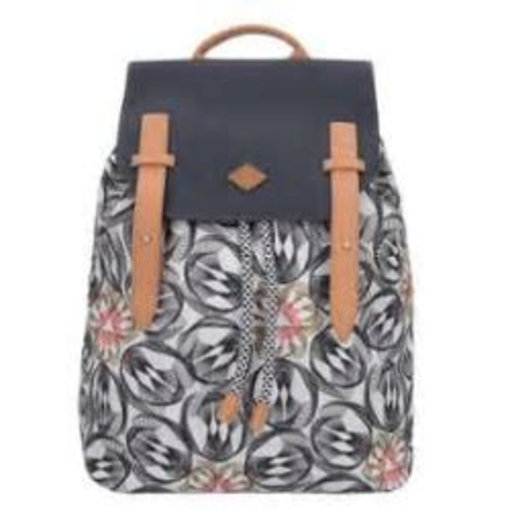 Oilily Dames Rugzak Charcoal