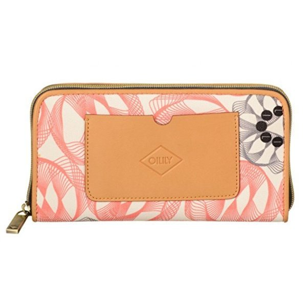 S Wallet Roze flamingo Dames Portemonnee
