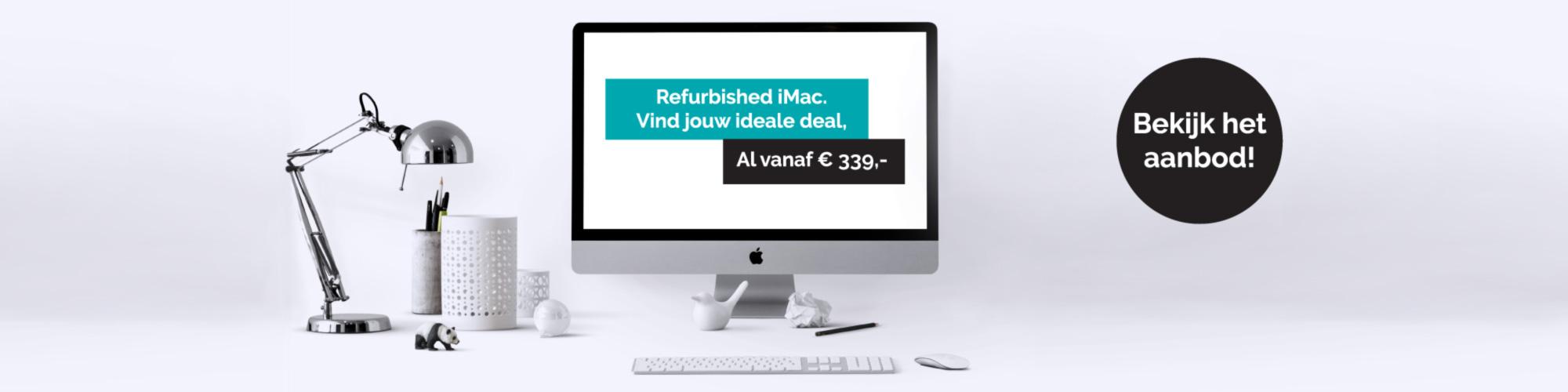 Gebruikte Apple Producten banner 2
