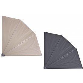 Meinposten.de Sichtschutzfächer beige oder grau