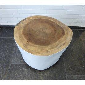 Couchtisch Baumstamm 13707-10