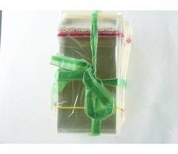 Plastiktütchen mit Selbstkleberverschluss 10100 1000 Stück ca. 6x9cm