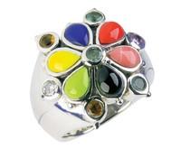 Silberringe mit anderen Steinen