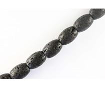 Lava schwarz Olive 81012 20x26mm