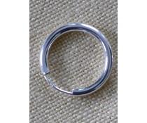 Creole Silber Röhre 2,9cm W5681